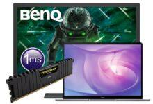 Photo of Monitor compatible con juegos, RAM DDR4 y más reducido en Amazon