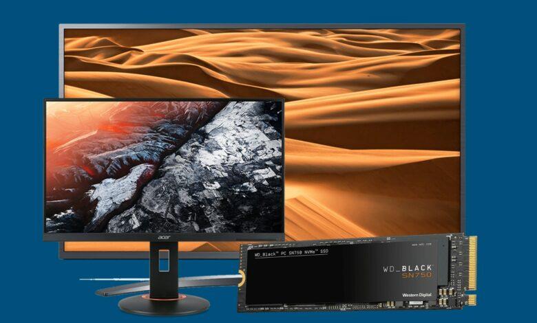 Monitor de juegos Acer económico, TV LG 4K y más reducido en Cyberport