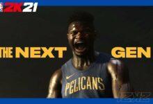 Photo of NBA 2K21 utiliza a Zion Williamson como atleta de portada de próxima generación