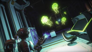 No Man's Sky ya no solo tiene mundos coloridos, sino también naves espaciales de terror