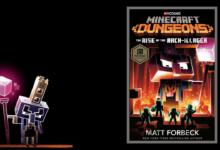 Photo of Novela de precuela de Minecraft Dungeons próximamente y detalles del autor