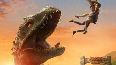 Photo of Nueva serie animada de Jurassic World llegará a Netflix; Aquí está el primer adelanto