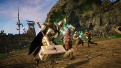 Nuevo mundo: MMO Hope Beta próximamente, pero los jugadores están desgarrados