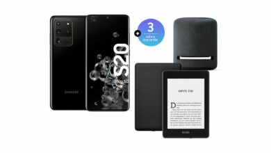 Photo of Ofertas de Amazon: Samsung Galaxy S20, Echo y Kindle más baratos