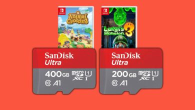 Photo of Ofertas de Amazon: tarjetas y juegos Micro SD para Nintendo Switch