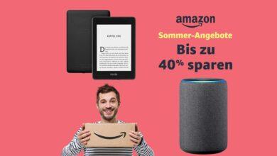Ofertas de verano en Amazon: 15 nuevas ofertas cada día