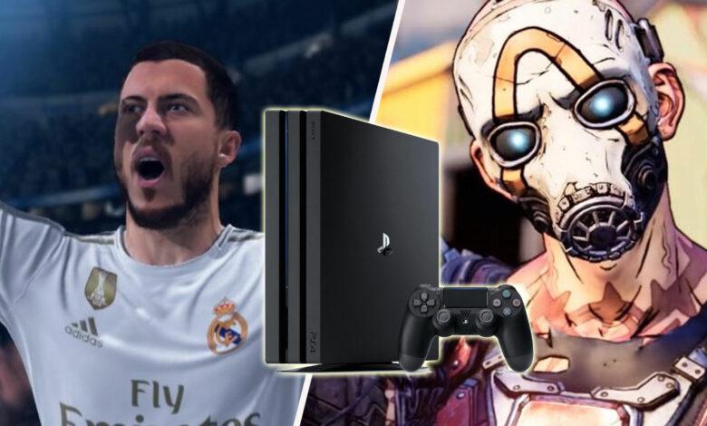 PS4 obtiene un fin de semana gratuito en línea, ideal para juegos como FIFA 20 y Borderlands 3