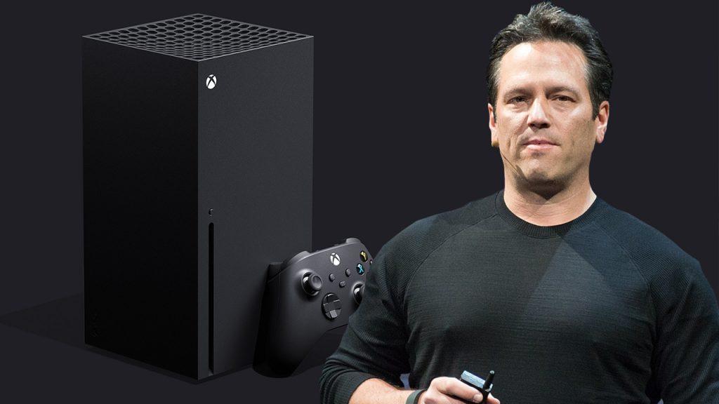 Título de Xbox Series X Phil Spencer