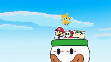 Photo of Paper Mario Origami King: respuestas de Trial of Wisdom