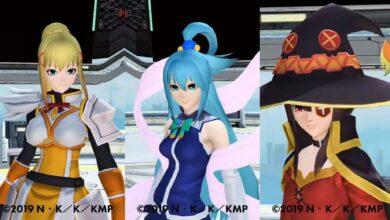 Photo of Phantasy Star Online 2 obtiene disfraces de KonoSuba Crossover en la nueva colección AC Scratch