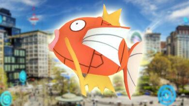 Pokémon GO: Día de la comunidad en agosto trae Carpador y estos bonos