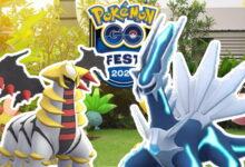 Pokémon GO Fest: el día 2 trae a Giratina, Palkia, Dialga y grandes engendros