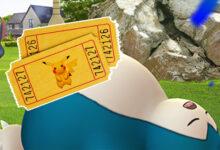 Pokémon GO Fest sin boleto: este contenido es gratuito