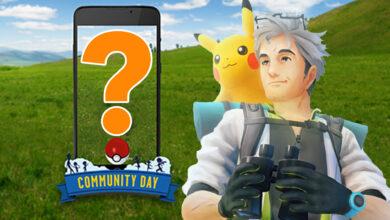 Pokémon GO: Leak muestra el Día de la Comunidad en agosto y el nuevo día de lucha