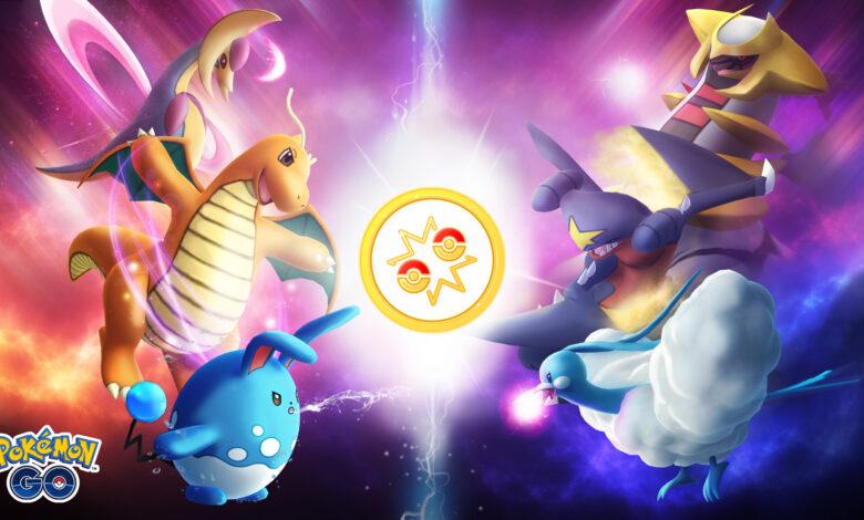 Pokémon GO comienza la temporada 3 de la Liga de combate con nuevas recompensas y beneficios