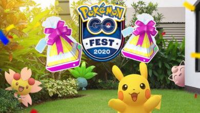 Pokémon GO explica por qué solo deberías abrir regalos más tarde en el GO Fest
