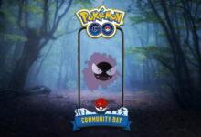 Pokémon GO: finalmente sabemos la fecha y las bonificaciones del Día de la comunidad con Nebulak