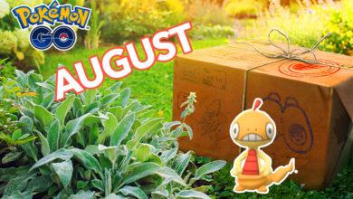 Pokémon GO muestra el avance y las horas de atención en agosto