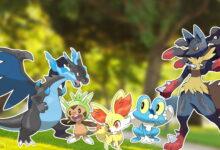 Photo of Pokémon GO: nueva imagen oficial muestra Gen 6 y mega desarrollos
