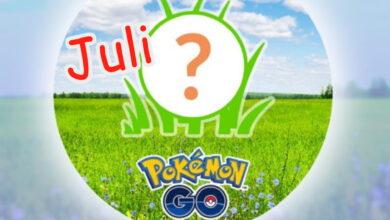 Photo of Pokémon GO: todas las horas de atención en julio: con estos Pokémon