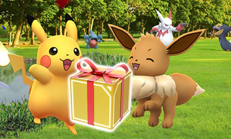 Pokémon GO: todos los códigos promocionales disponibles actualmente para el GO Fest