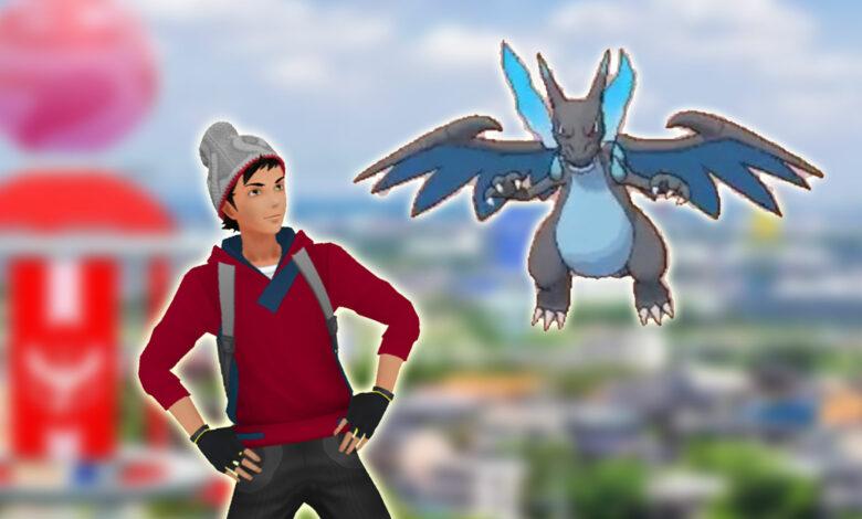 Pokémon GO: un pequeño lugar les da esperanza a los fanáticos de Mega Charizard