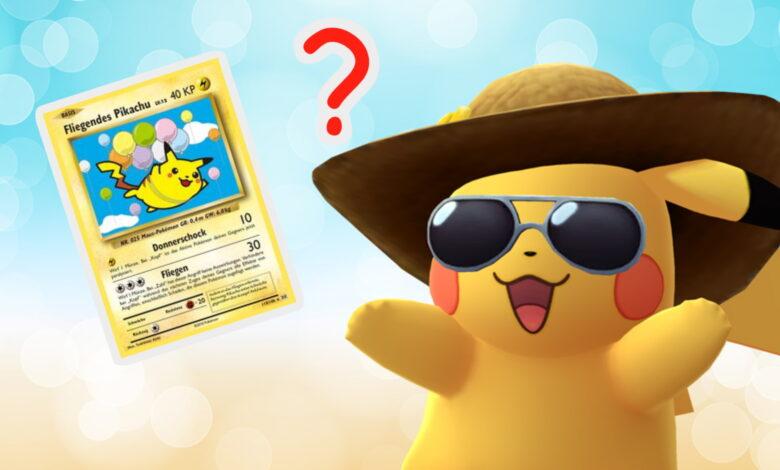 Pokémon GO vuela mañana a Pikachu, pero en realidad no vuela