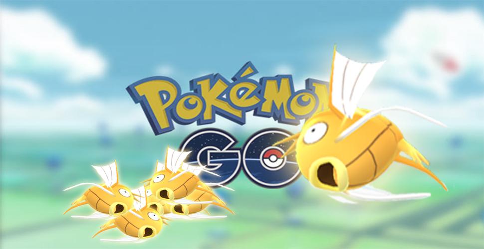Título de Pokémon GO Carpador