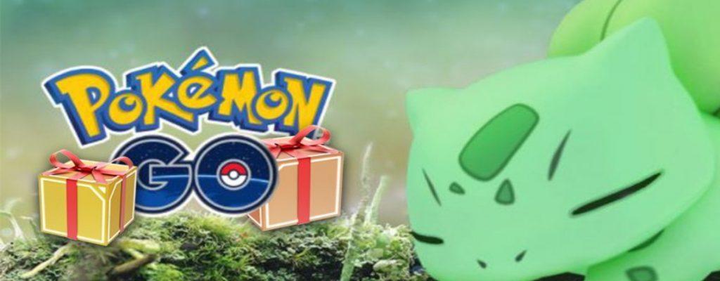 Regalos de Pokémon GO