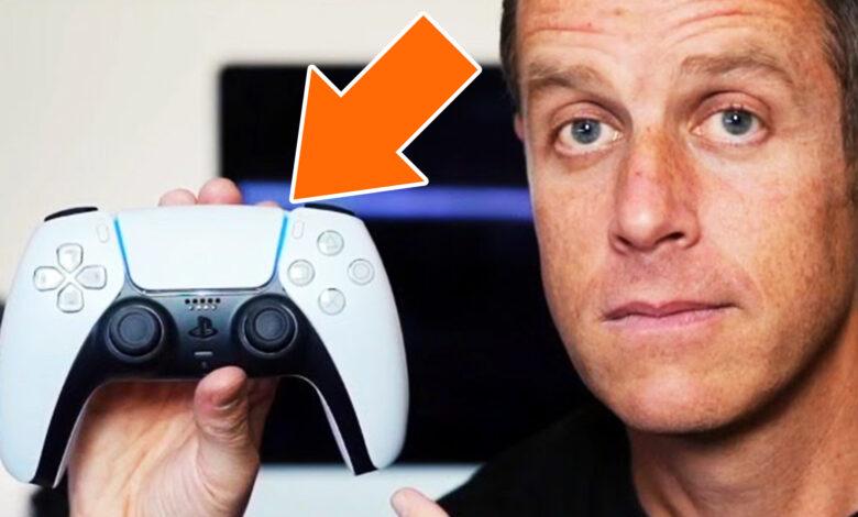 Por primera vez, puedes experimentar PS5 y el controlador de doble sentido en acción