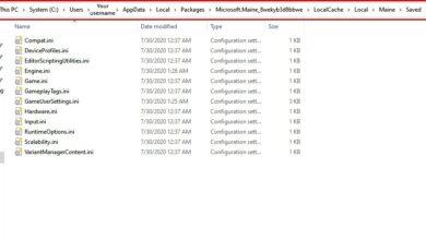 Puesta a tierra: configuración o ubicación del archivo de configuración