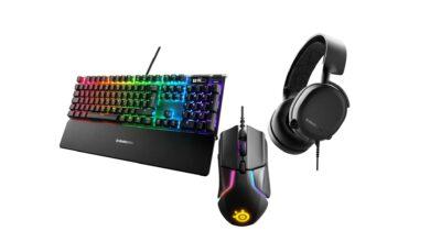 Photo of Ratón, teclado y auriculares para juegos SteelSeries reducidos en Amazon