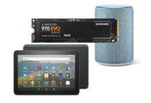 Photo of SSD M.2, tableta de fuego, altavoces de eco y más reducidos en Amazon