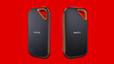 SSD rápido y portátil del líder del mercado por menos de 200 euros