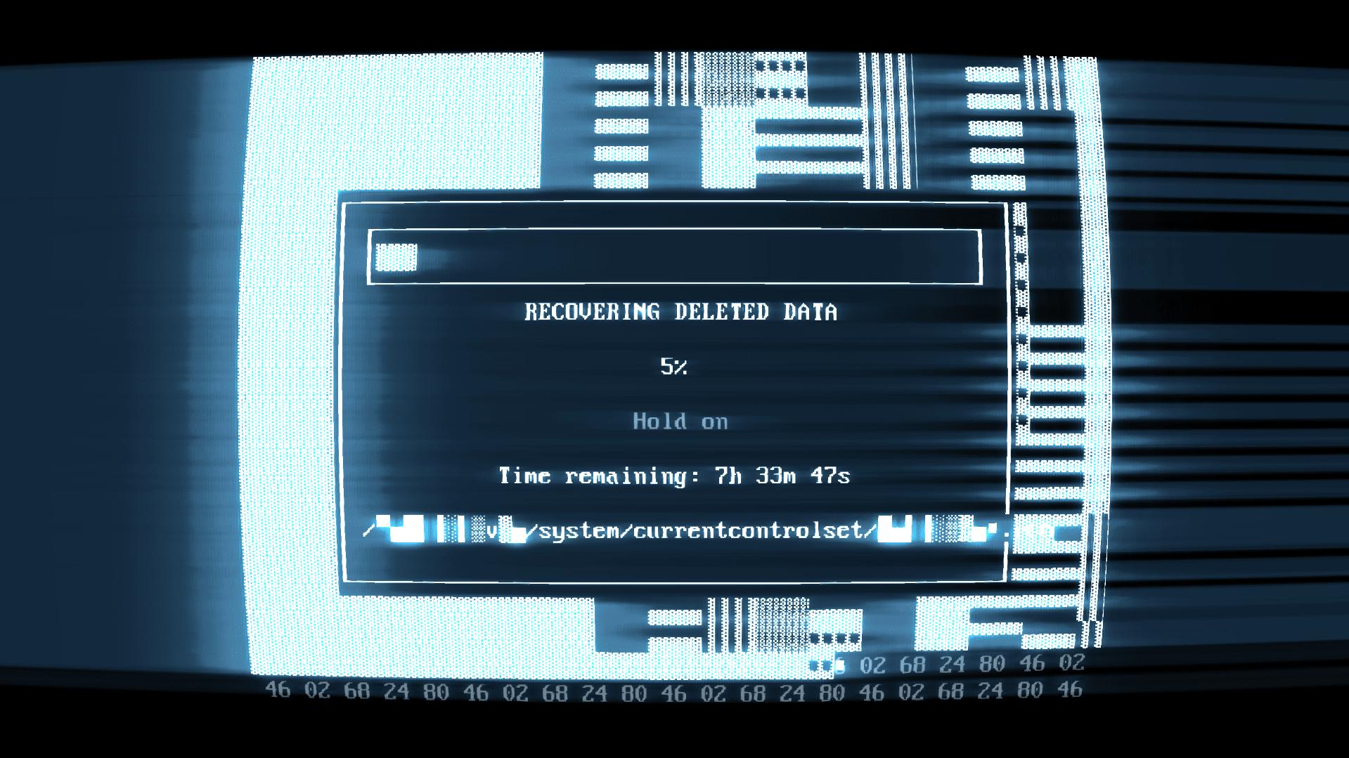 recuperar la pantalla de datos eliminados en el control mental supercaliente eliminar