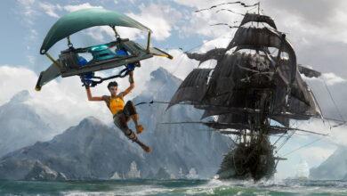 Se dice que Pirate MMO Skull & Bones aún vendrá, basado en Fortnite