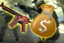 Photo of Según los informes, el jugador compra la máscara CS: GO por $ 100,000, ahora vende aún más caro
