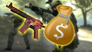 Según los informes, el jugador compra la máscara CS: GO por $ 100,000, ahora vende aún más caro