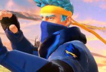 Photo of Super Smash Bros.Ultimate Mod agrega Streamer popular, Ninja