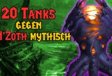 Photo of WoW: 20 tanques lo demuestran: incluso el jefe más duro no necesita curanderos o DD