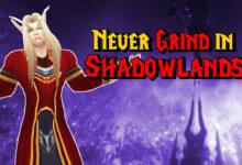 """WoW: Esa es la reputación, la nueva """"rutina"""" en Shadowlands"""