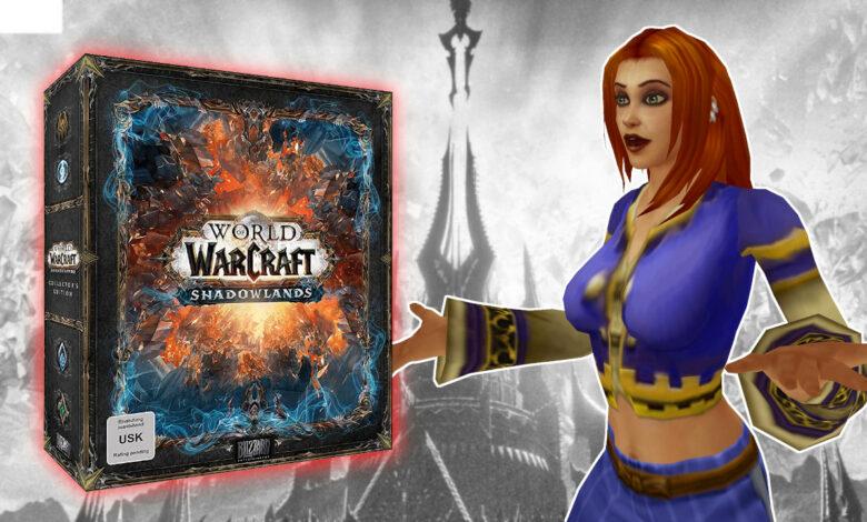 WoW Shadowlands: Collector's Edition: ¿para quién vale la pena?