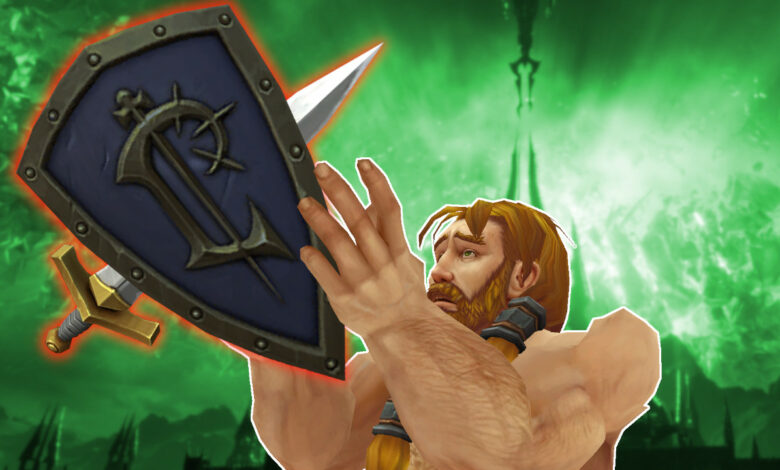 WoW Shadowlands: algunas de las armas más bellas son probablemente para novatos
