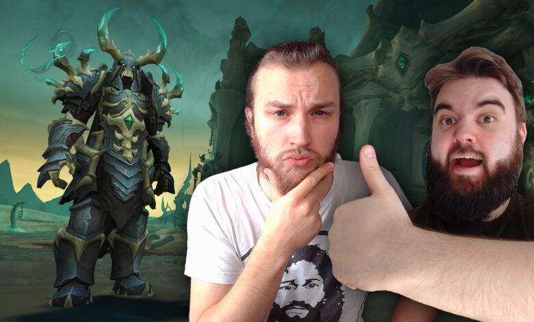 WoW Shadowlands: mira la beta en vivo en nuestra transmisión hoy