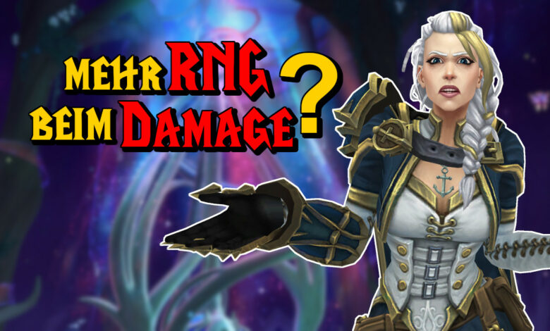 WoW: Shadowlands trae de vuelta un factor aleatorio para las habilidades