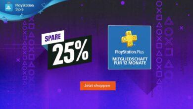 Photo of ¡Darse prisa! Obtén tu PS Plus de 12 meses un 25% más barato en PS Store ahora