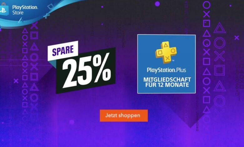 ¡Darse prisa! Obtén tu PS Plus de 12 meses un 25% más barato en PS Store ahora