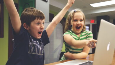 Photo of ¿Los juegos vuelven estúpidos y violentos a los niños? Un nuevo estudio dice lo contrario