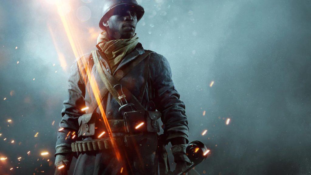 Soldado de Battlefield 1
