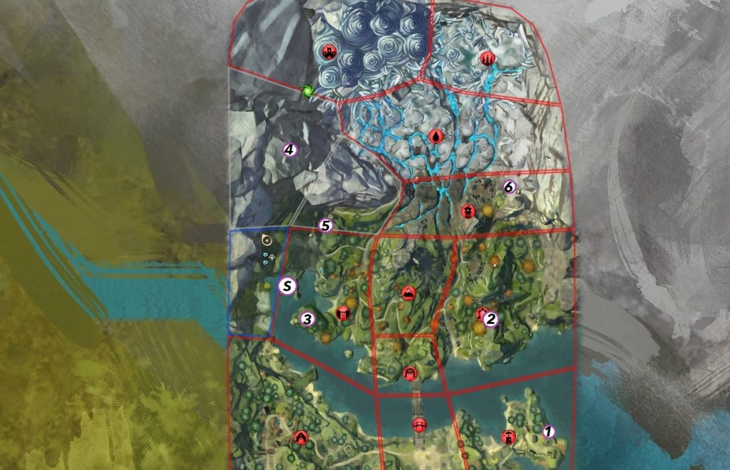Guild Wars 2 Treasure Sniffer Card
